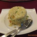 ボルネオの食事  コタキナバル市内  2014年2月