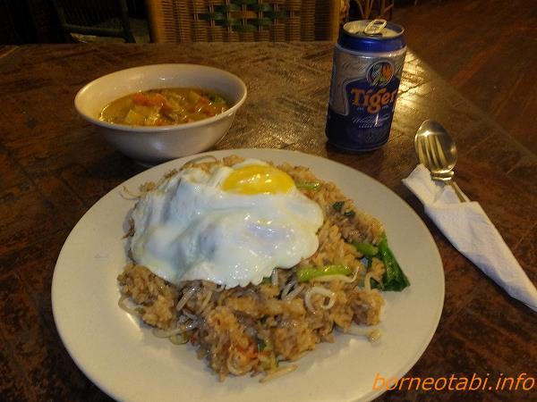ムル食事 2012.2.11夜