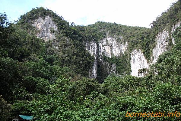 コウモリの出てくる洞窟 2012年7月26日 ムル