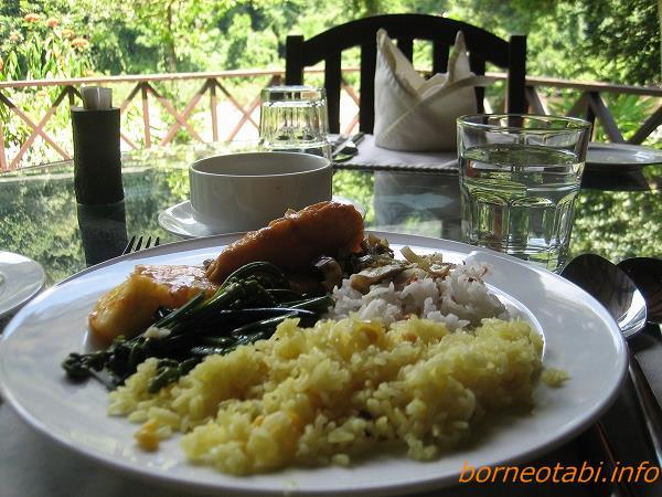 ダナンバレーの食事 2012.7.2 昼