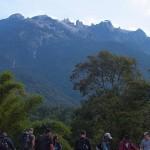 キナバル登山コースタイム