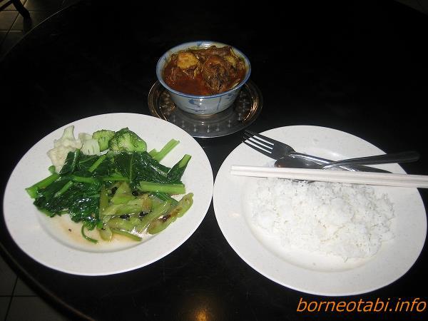 夕食  2012.5.22