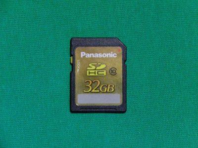 SDカード 32GB クラス10